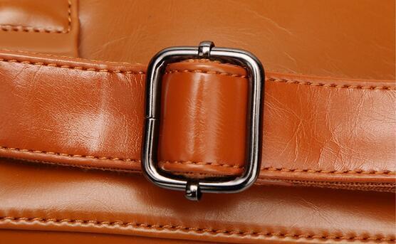 リュックサック デイパック大容量 レディース 肩掛け 斜め掛け バッグ PUレザー 多機能 ブラウン ショルダーバッグ 鞄 防水 超高品質_画像5