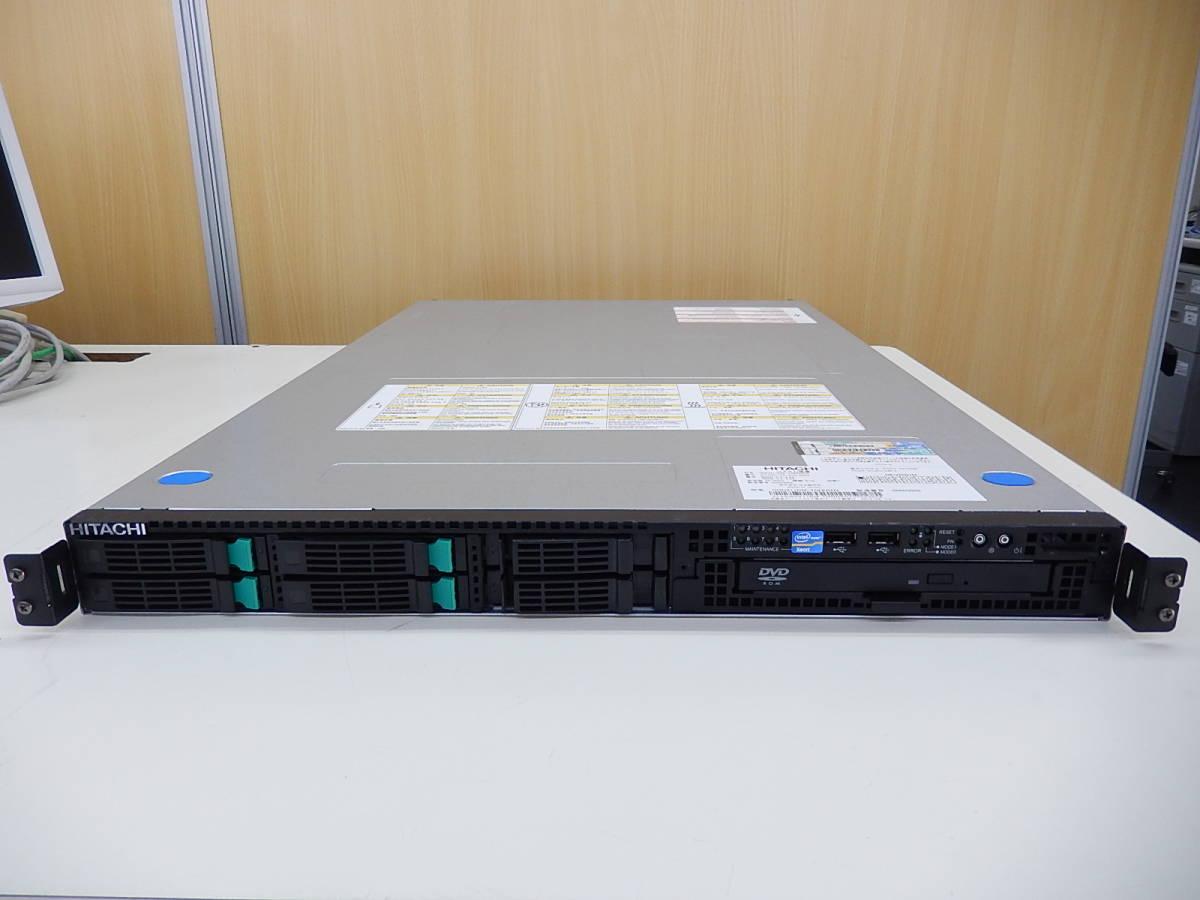 HITACHI CQU211DM-TNNN5N2 (Xeon E5-2470 (2.30GHz)/24GB/300GBx4/DVD-ROM)_画像1