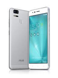 新品未開封品 ASUS ZenFone3 Zoom ZE553KL 4G/LTE対応(SIMフリー 4GB 64GB 台湾版)シルバー 本体 白ロム_画像2