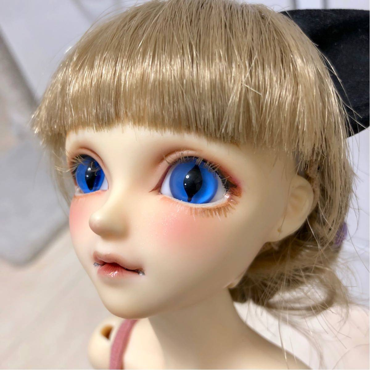SDCute 女の子 Rene(黒猫ルネ)SDC すわりこタイプ_画像2