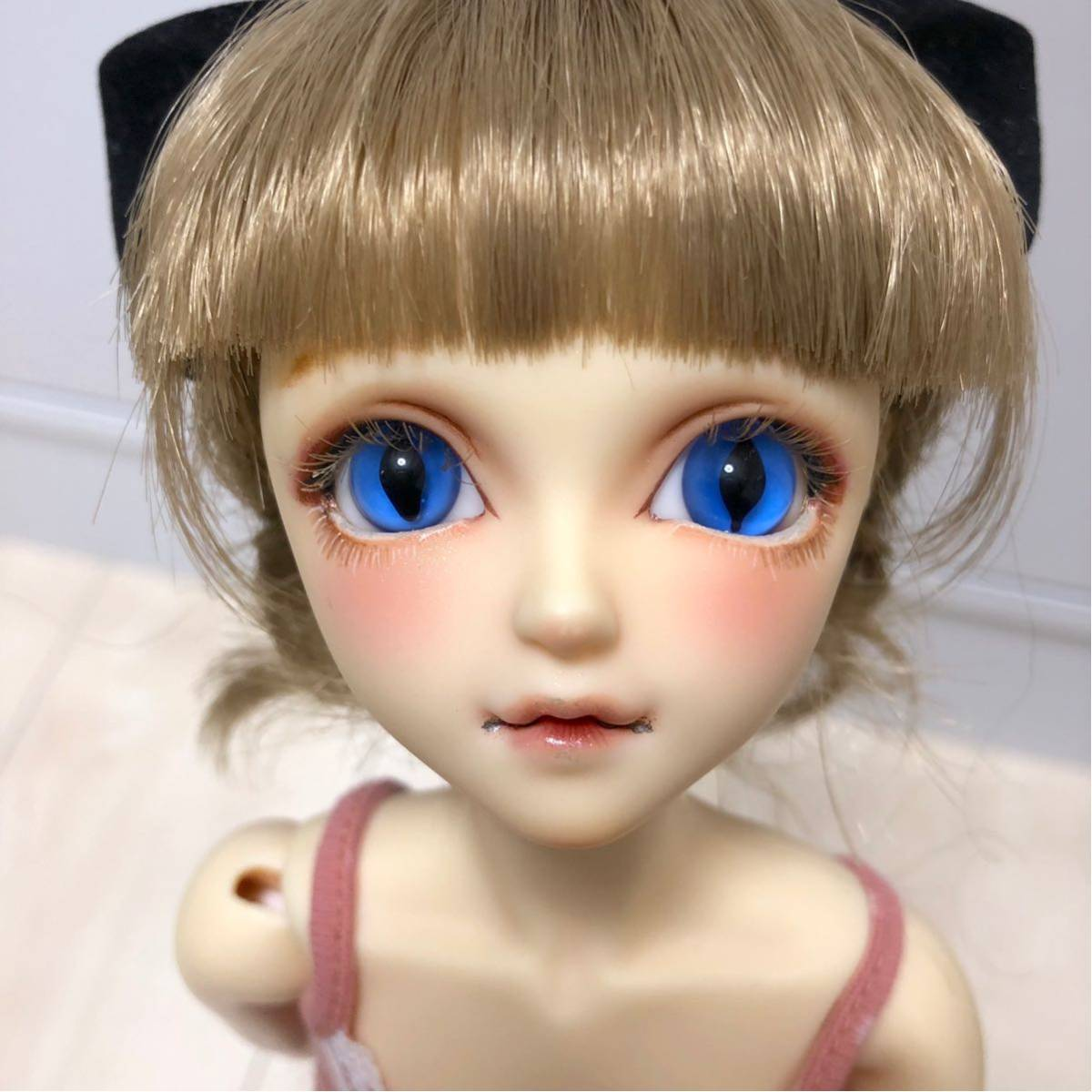 SDCute 女の子 Rene(黒猫ルネ)SDC すわりこタイプ
