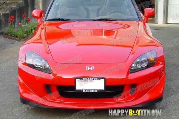 ホンダ S2000 AP2型 後期 フロントリップスポイラー 未塗装 PU #_画像5