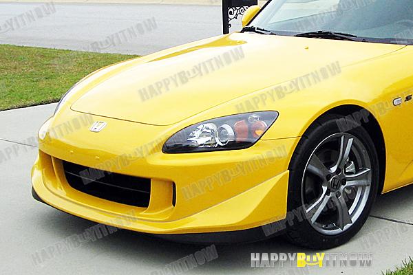 ホンダ S2000 AP2型 後期 フロントリップスポイラー 未塗装 PU #_画像3