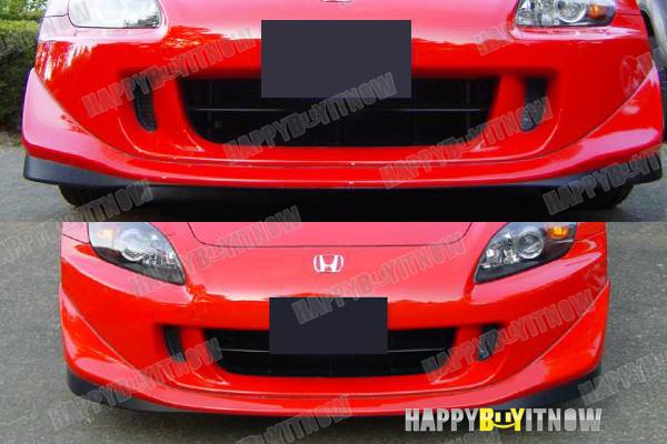 ホンダ S2000 AP2型 後期 フロントリップスポイラー 未塗装 PU #_画像6