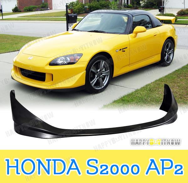 ホンダ S2000 AP2型 後期 フロントリップスポイラー 未塗装 PU #_画像1