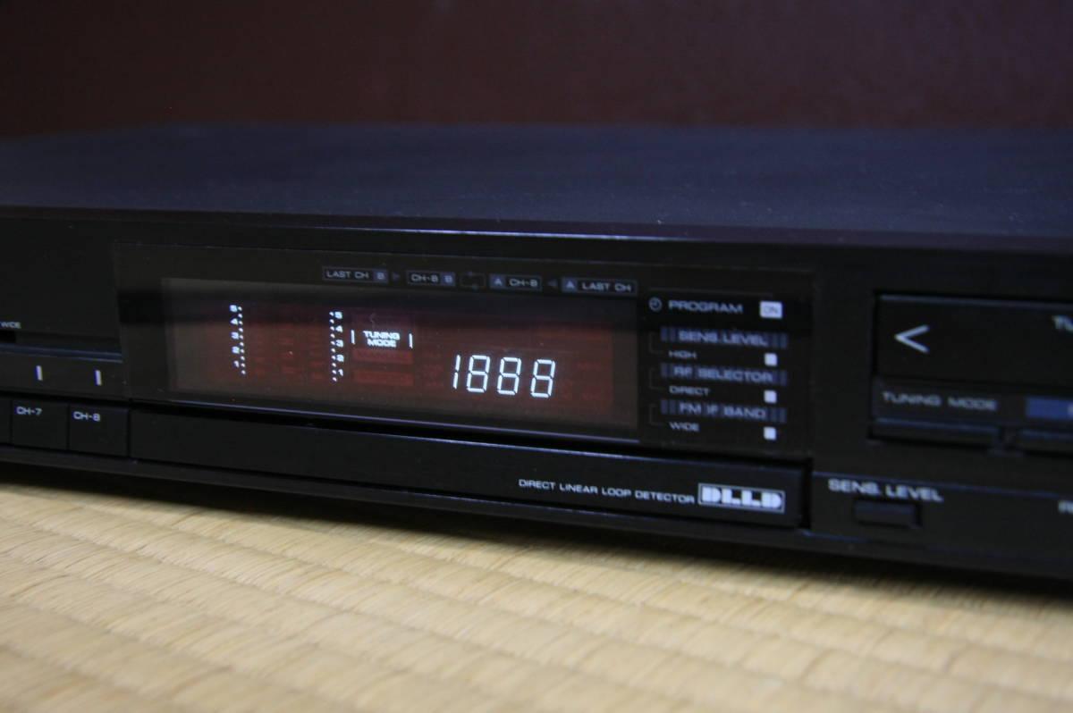 ケンウッド KENWOOD AM-FMステレオチューナー KT1010F_画像4