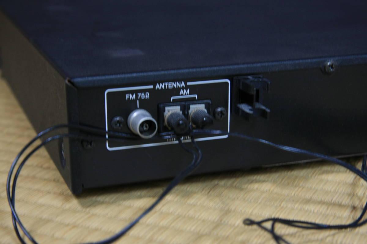ケンウッド KENWOOD AM-FMステレオチューナー KT1010F_画像9