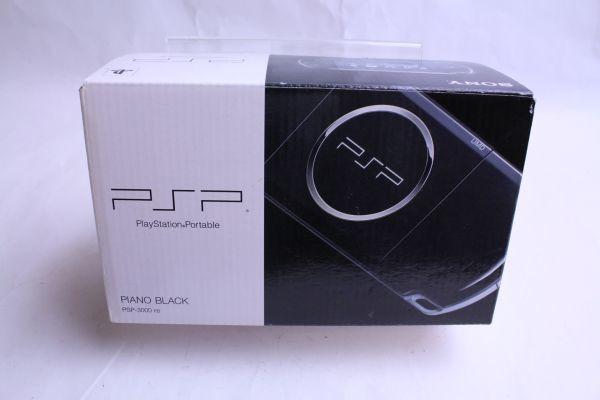 1円スタート 中古 SONY PSP3000 ブラック バリューパック 2個セット 箱付き プレイステーションポータブル_画像6