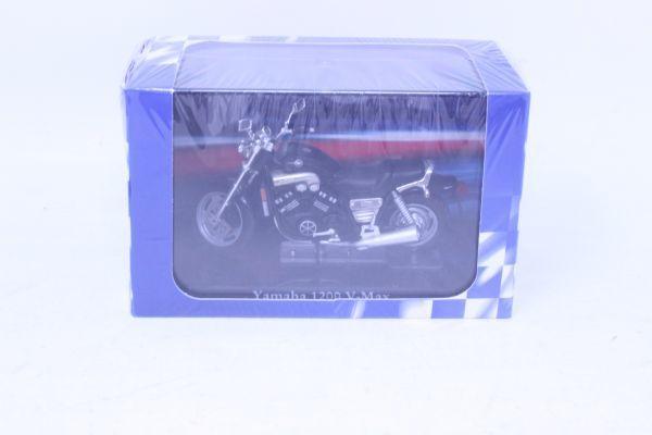 即決 1/24 atlas superbikes YAMAHA 1200 V-Max ヤマハ 新品未開封 シュリンクかかってます_画像1