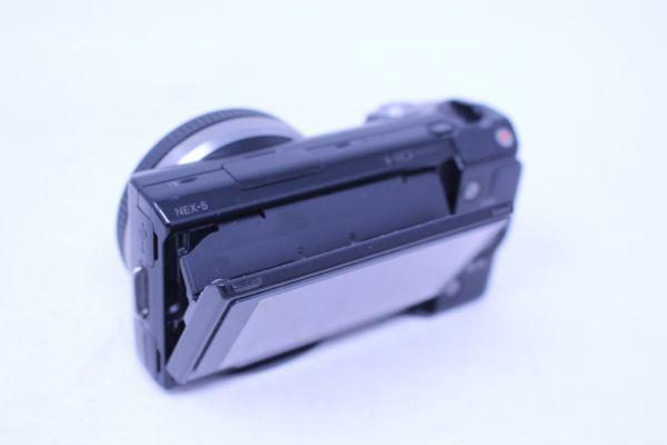 中古 即決 SONY NEX-5 ボディ本体のみ カメラ ミラーレス一眼 _画像3