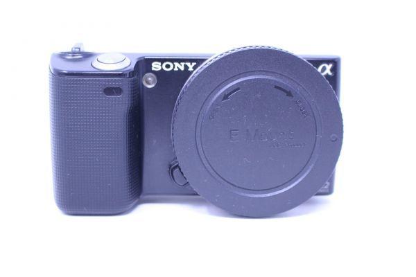 中古 即決 SONY NEX-5 ボディ本体のみ カメラ ミラーレス一眼