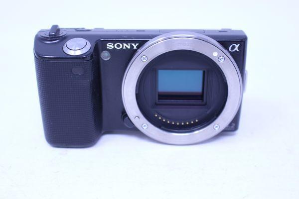 中古 即決 SONY NEX-5 ボディ本体のみ カメラ ミラーレス一眼 _画像5