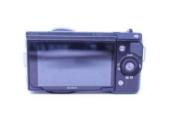 中古 即決 SONY NEX-5 ボディ本体のみ カメラ ミラーレス一眼 _画像2