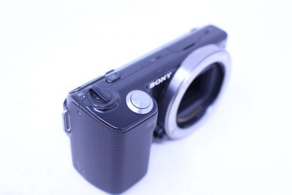 中古 即決 SONY NEX-5 ボディ本体のみ カメラ ミラーレス一眼 _画像4