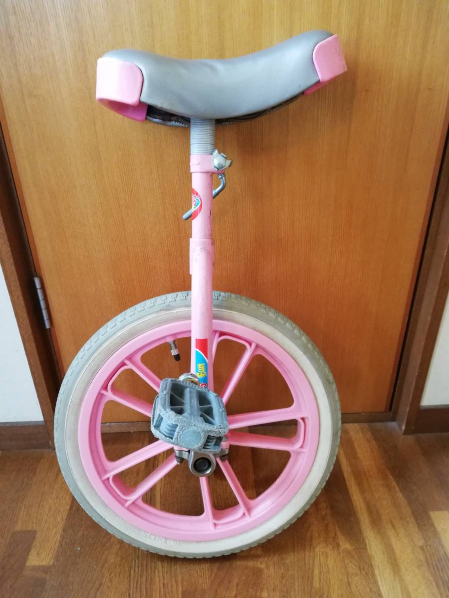 子供用 一輪車 16インチ 中古