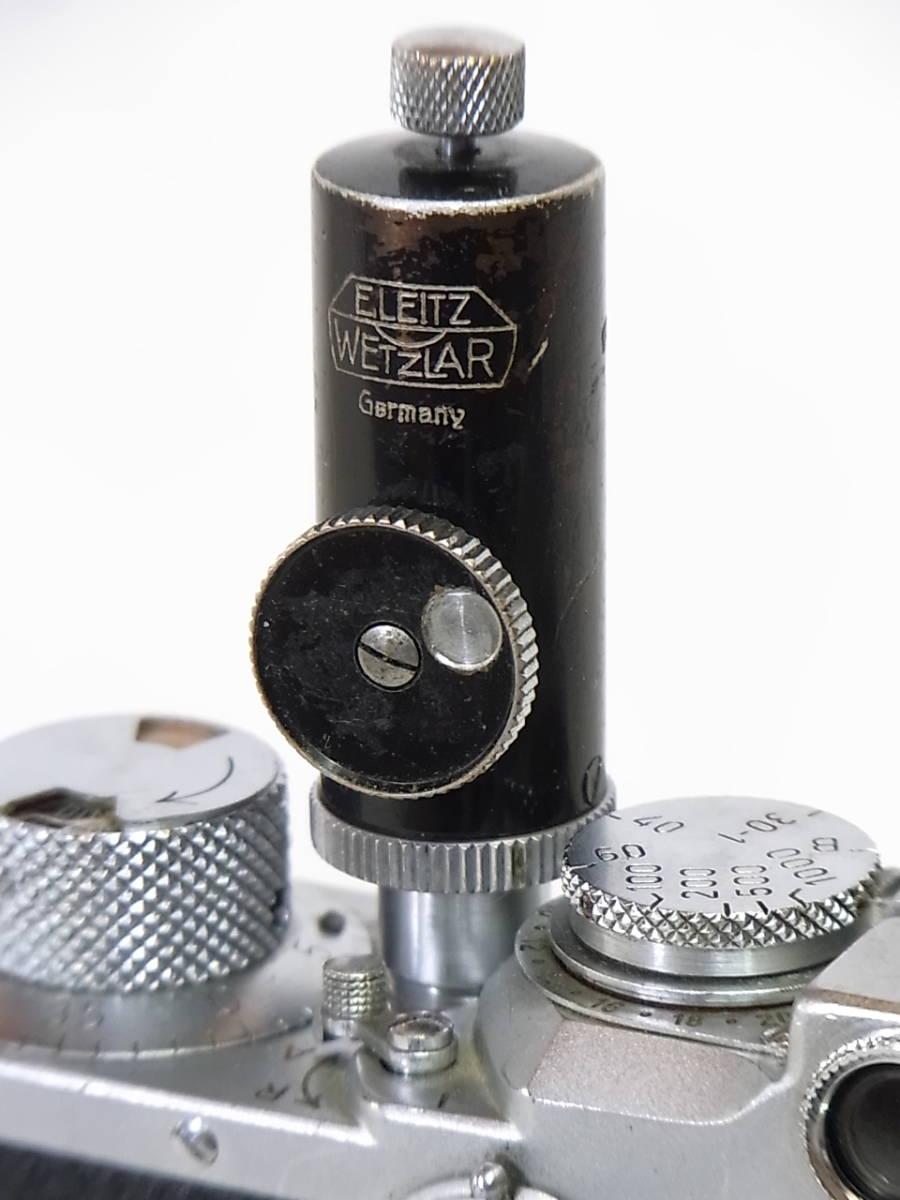 ライツ ライカバルナック用 セルフタイマー/E.LEITZ WETZLAR Germany Leica_画像8