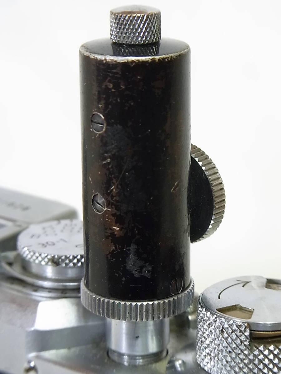ライツ ライカバルナック用 セルフタイマー/E.LEITZ WETZLAR Germany Leica_画像10