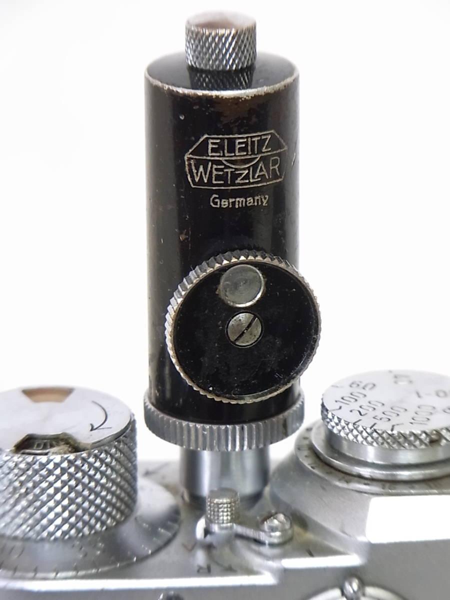 ライツ ライカバルナック用 セルフタイマー/E.LEITZ WETZLAR Germany Leica_画像7