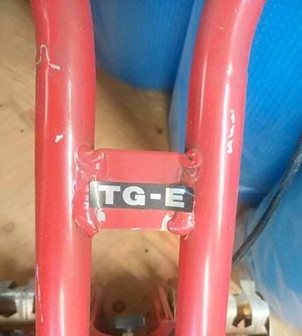 タイショー  TG-E  水田除草機 除草機 草取り機 ミニエース:2条: ミニカルチ除草機_画像4