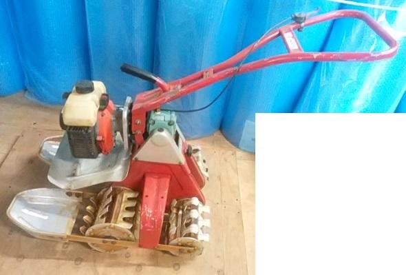 タイショー  TG-E  水田除草機 除草機 草取り機 ミニエース:2条: ミニカルチ除草機