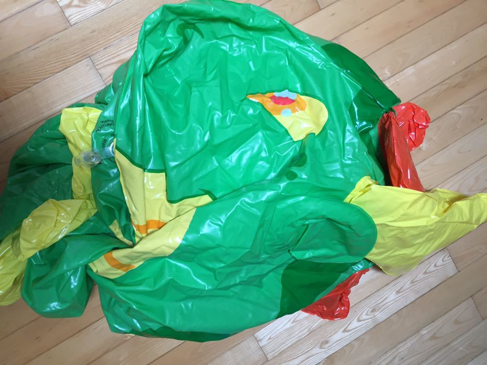 inflatable word社製 Green Dragon