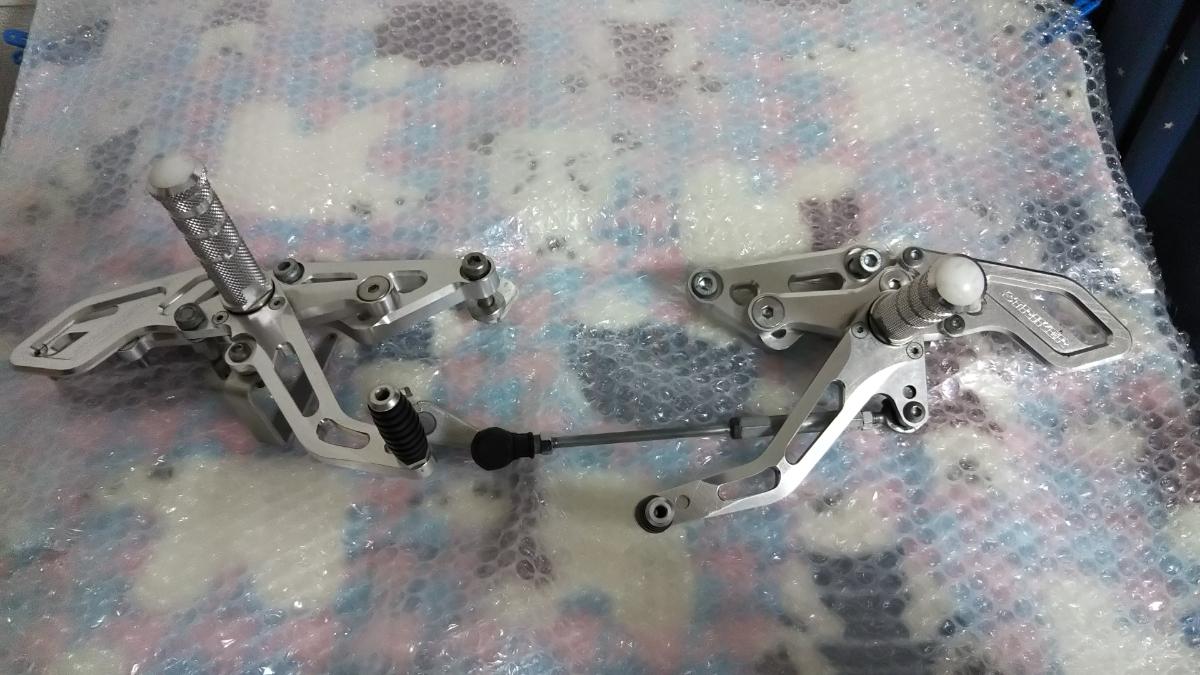 CB1300SF SC54 バックステップ【美品】4ポジション ストライカー STRIKER CB1300SB