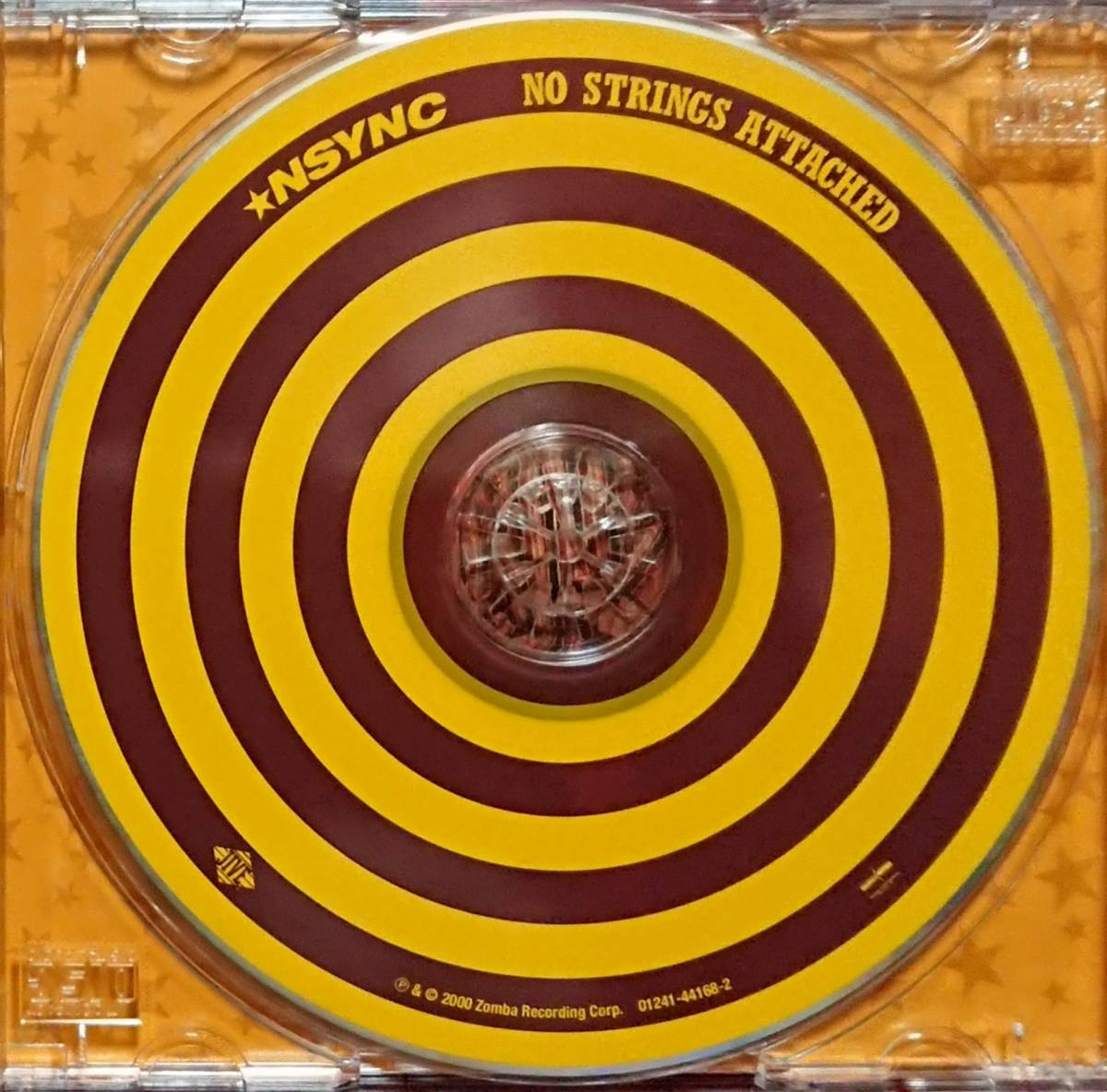 'NSYNC(イン・シンク)/NO STRINGS ATTACHED ※'00年盤_画像4