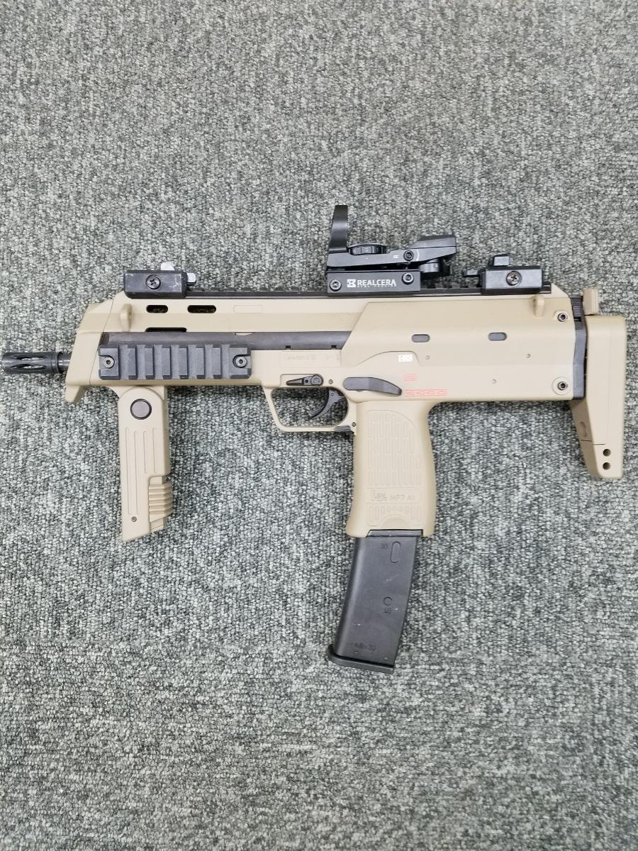 ▲ 東京マルイ MP7A1