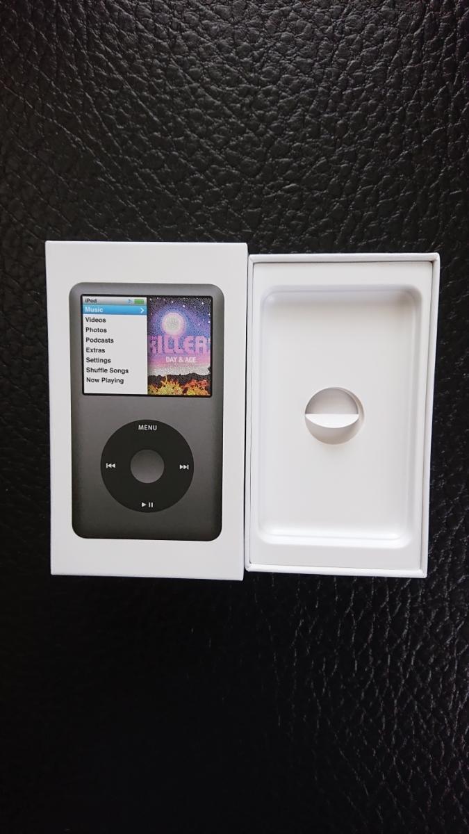 ★送料無料★ iPod classic 160GB シリコンケース付き 初期化 動作確認済み _画像4