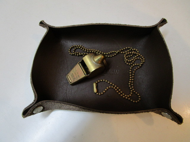 Antique The Acme Thunderer Brass(真鍮)MADE IN ENGLAND ホイッスル USED_画像2