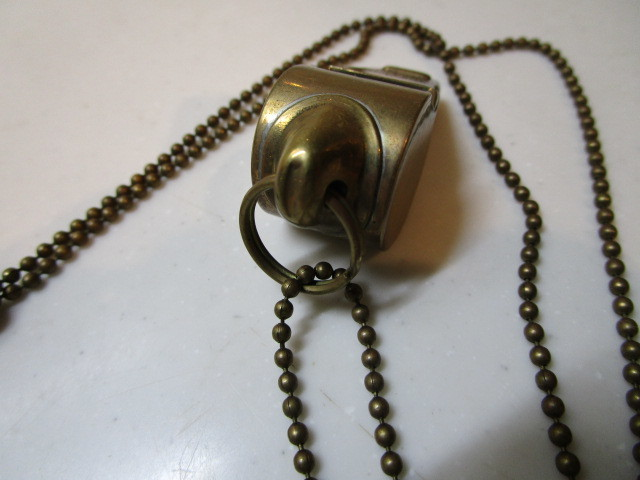 Antique The Acme Thunderer Brass(真鍮)MADE IN ENGLAND ホイッスル USED_画像9
