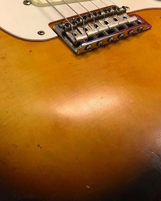 1956 Custom Order Neck Stratocaster ビンテージ レリック エイジド ストラト_画像8