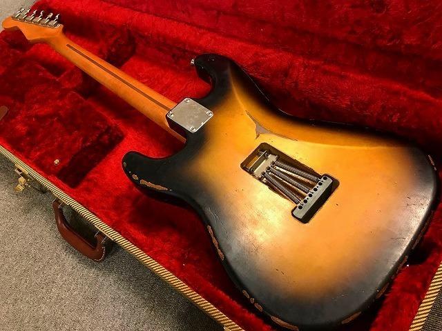 1956 Custom Order Neck Stratocaster ビンテージ レリック エイジド ストラト_画像3