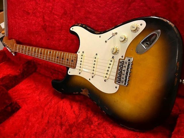 1956 Custom Order Neck Stratocaster ビンテージ レリック エイジド ストラト_画像10
