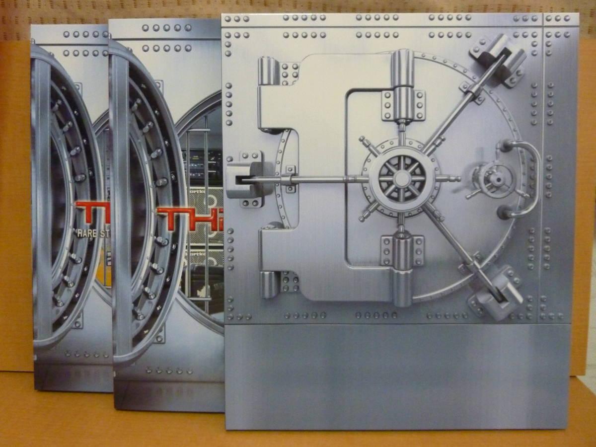 帯付【20CD+2DVD+フォトブック他】Mr. BIG THE VAULT アーカイヴ・コレクション ザ・ヴォールト【中古品】IEZP-100 MRBIG-2_画像3