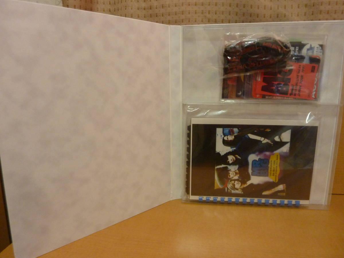 帯付【20CD+2DVD+フォトブック他】Mr. BIG THE VAULT アーカイヴ・コレクション ザ・ヴォールト【中古品】IEZP-100 MRBIG-2_画像5