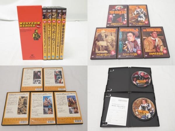 DVDまとめて20点/THE WESTERN MOVIES vol.2/ダーティーハリーシリーズDVDコレクターズボックス/WESTERN HEROES BOX.2など [K]_画像6