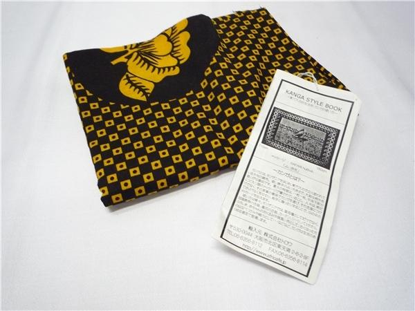 ■Ab7 トロワ 東アフリカの生活布 カンガ 大判布 綿100% タンザニア製 110×160 儀式衣装 カーテン 風呂敷 バスタオル おくるみ シーツ_画像1