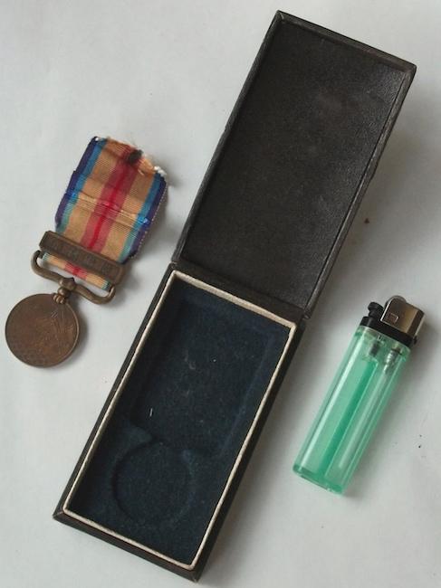 戦前 戦時 支那事変 従軍記章 旧日本軍 大日本帝国 アンティーク メダル バッジ 徽章_画像2