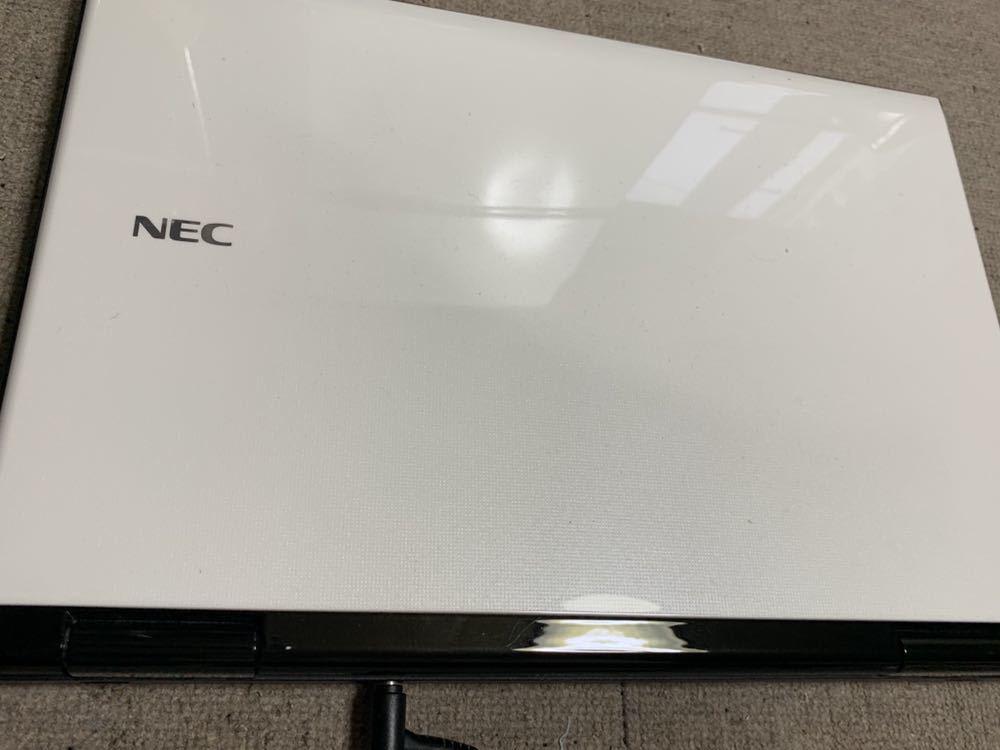 NEC i7Win.10/16GB/480g.SSD/office/BD訳あり_画像4