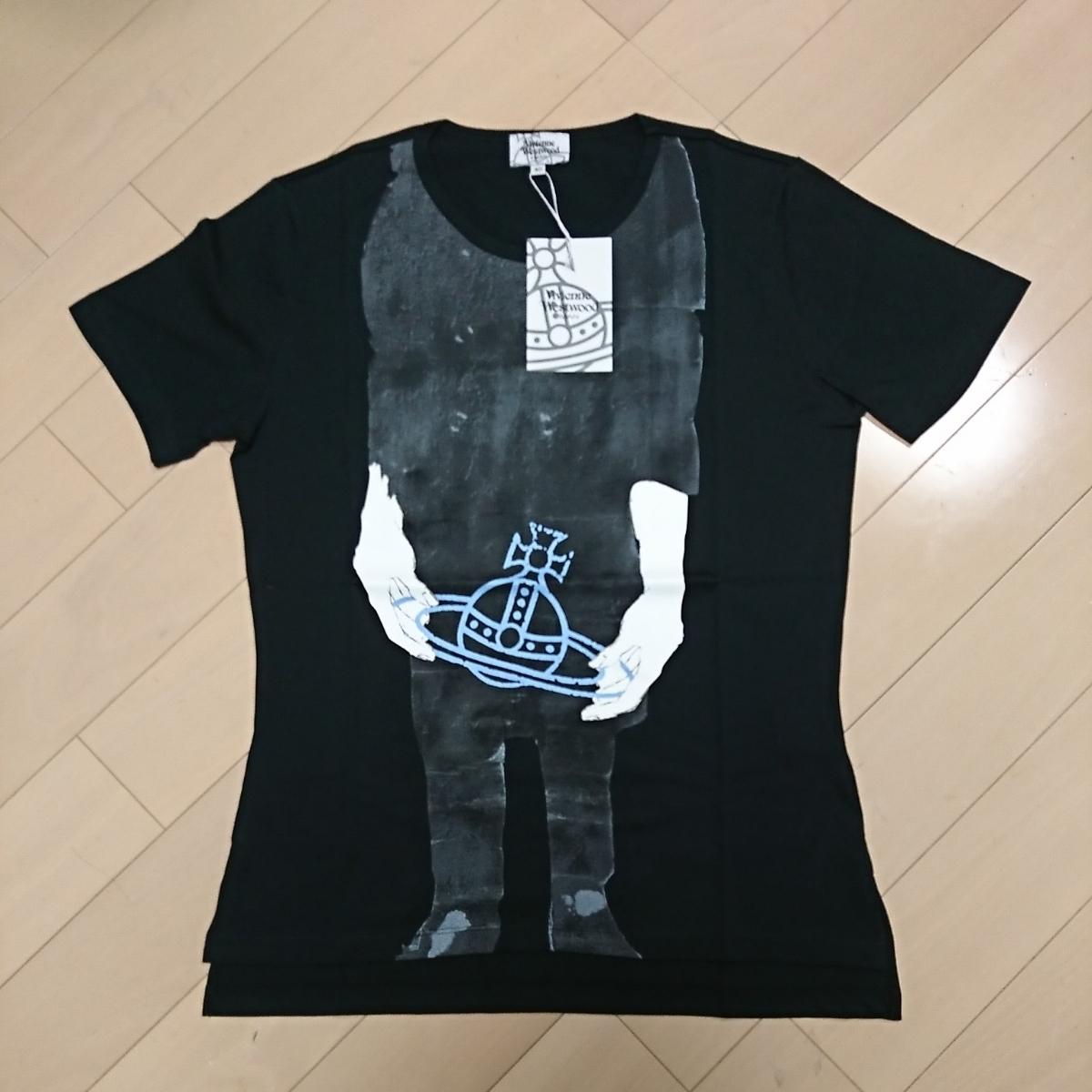 ヴィヴィアン・ウエストウッド メンズ Tシャツ46 新品 未使用