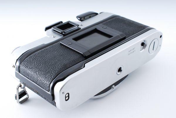★外観極上美品★Canon キヤノン AE-1 FD 35-70mm F3.5-4.5★モルト交換済み!B202_画像7