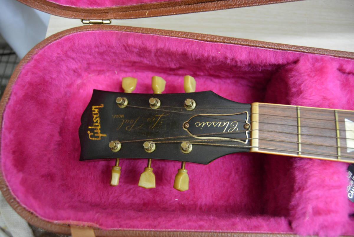 ギブソン レスポール クラシック 1990年モデル ハードケース付き_画像2