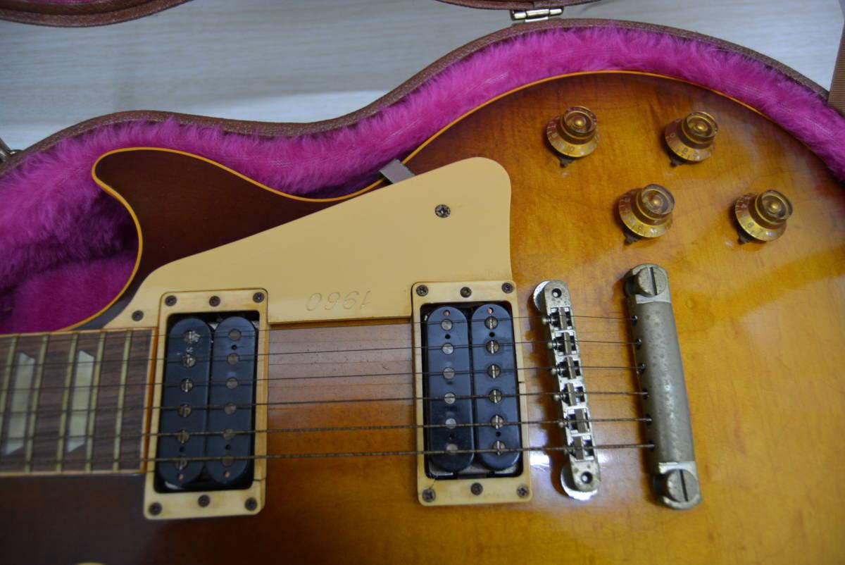 ギブソン レスポール クラシック 1990年モデル ハードケース付き_画像3