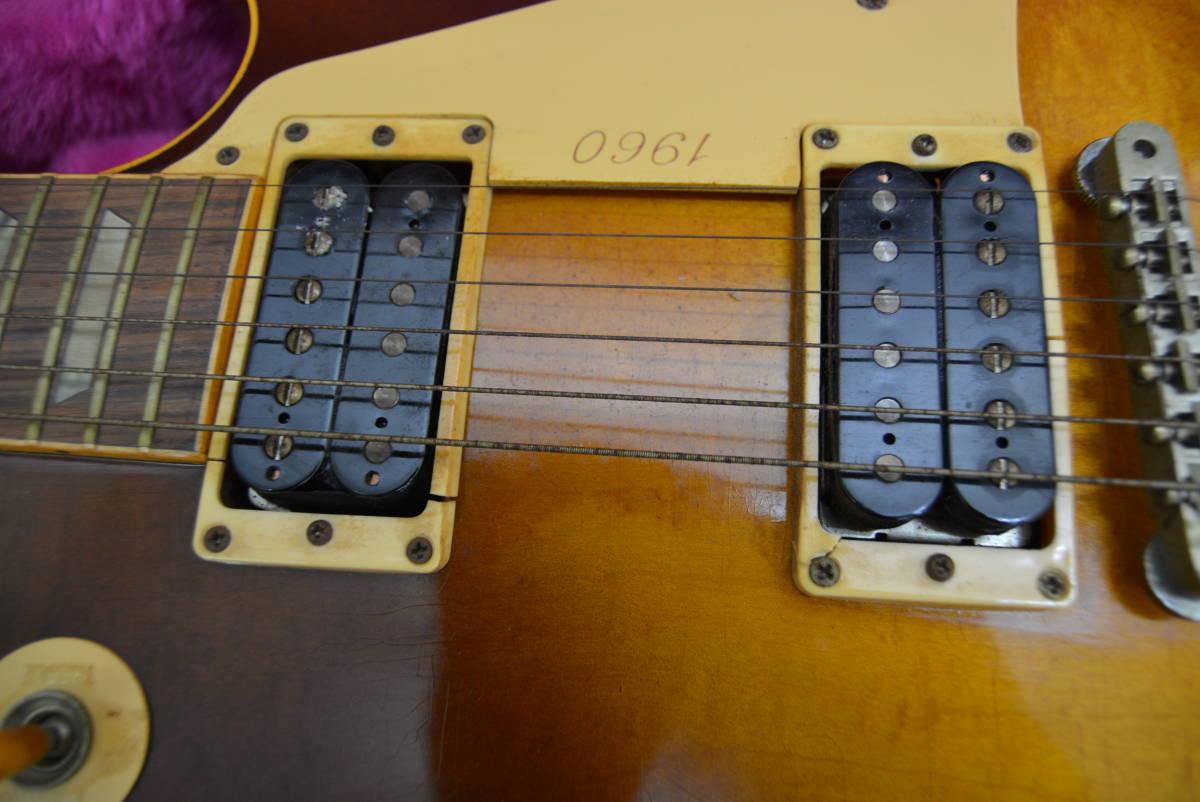 ギブソン レスポール クラシック 1990年モデル ハードケース付き_画像6