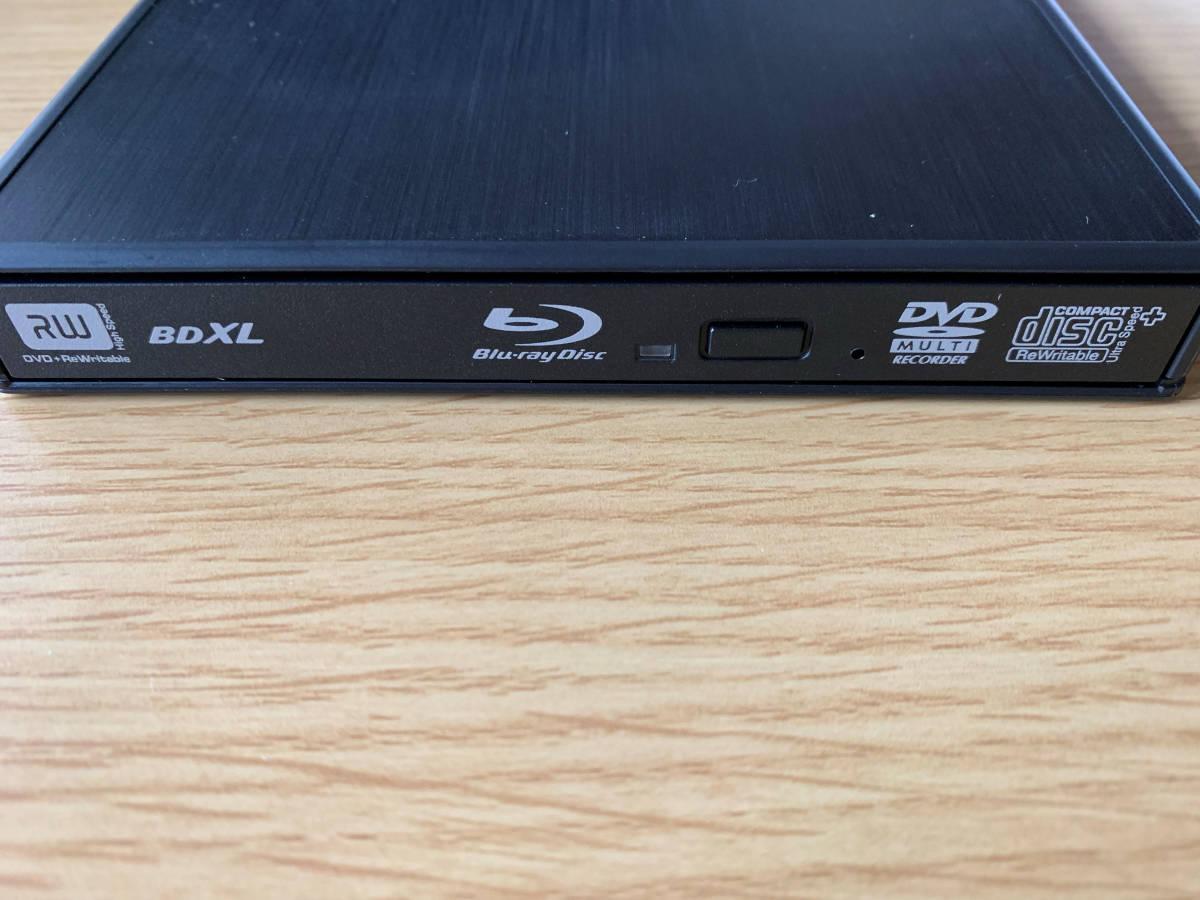 Logitec USB3.0対応 ポータブルBDドライブ_画像4