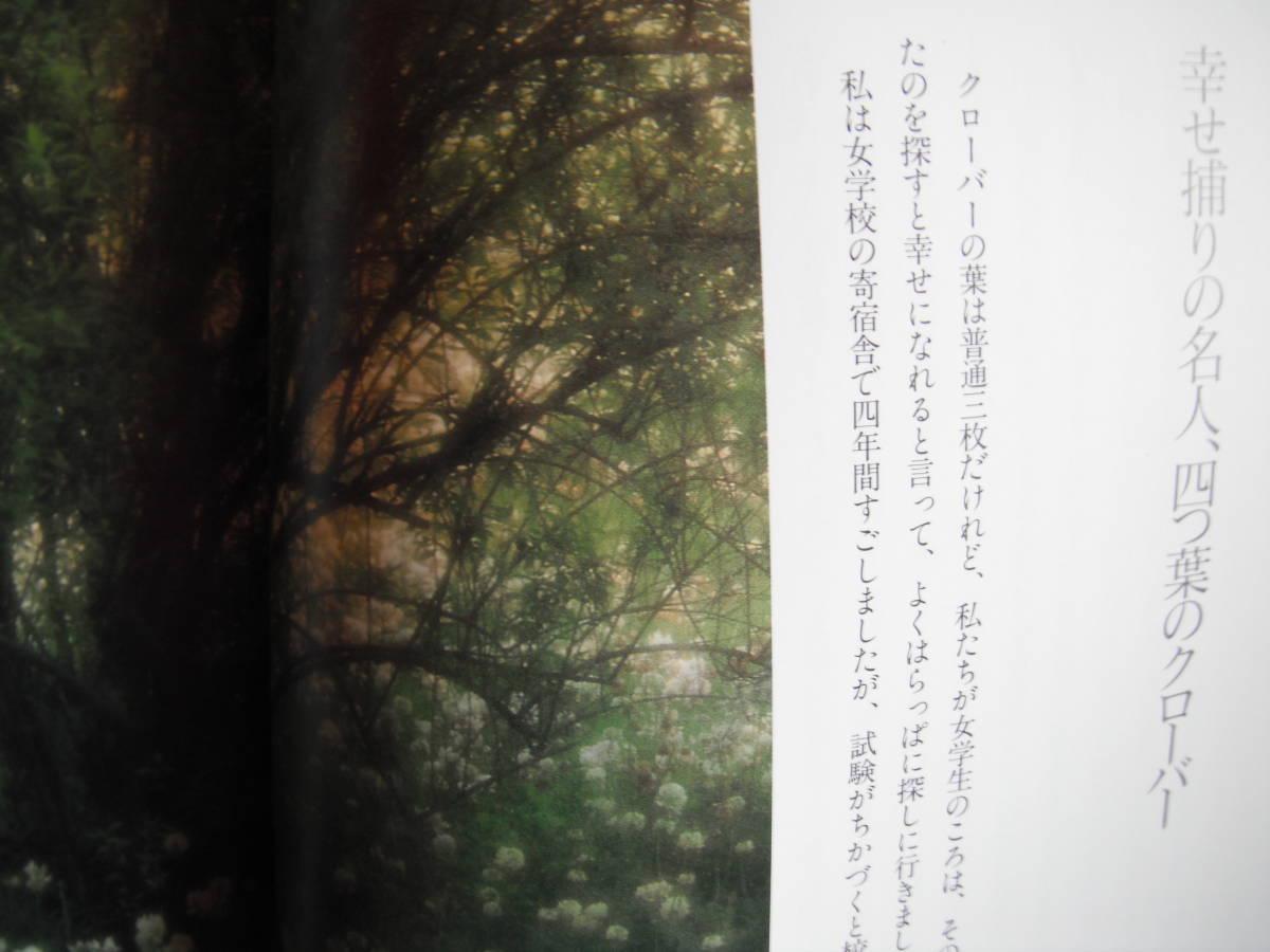 ■送料無料 ◆[花があったから いつも倖せだった/黒柳 朝 (著), 秋山 庄太郎 ]◆新品未使用品★初版本 ■_画像6
