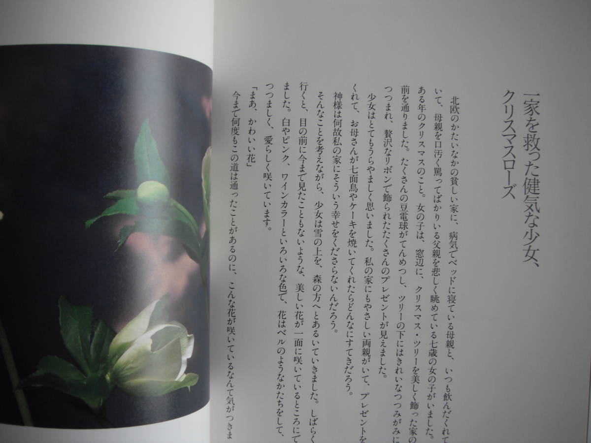 ■送料無料 ◆[花があったから いつも倖せだった/黒柳 朝 (著), 秋山 庄太郎 ]◆新品未使用品★初版本 ■_画像9