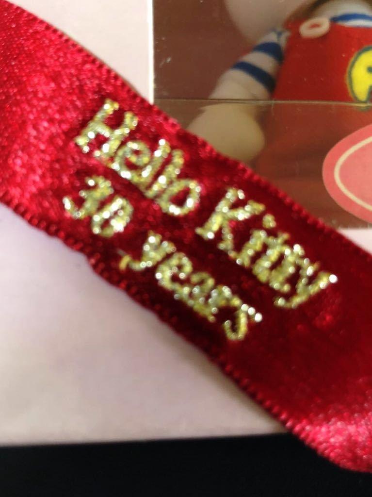 『1円スタート!』★ Hello Kitty ★【激レア・美品】自在フィギュア2点セット!1974・2004年スタイル★約11.5cm★30周年記念!現品限り!_画像6