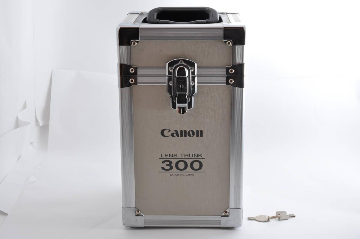 格安 希少 Canon EF 300mm f2.8 L USM III 専用ケース ケースのみ 送料無料 売り切り 最低落札価格なし
